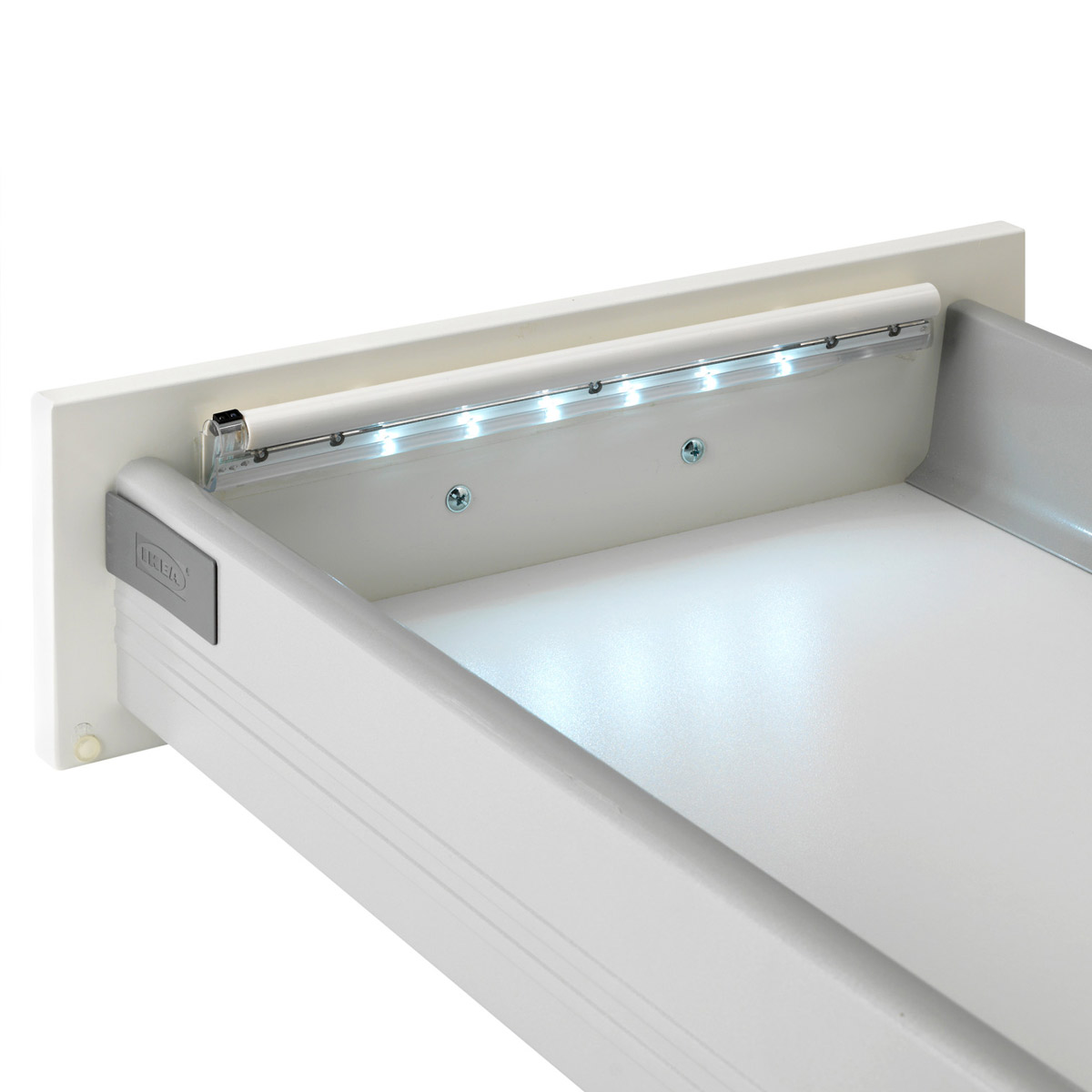 IKEA Dioder- LED Drawer Lighting - The Green Head