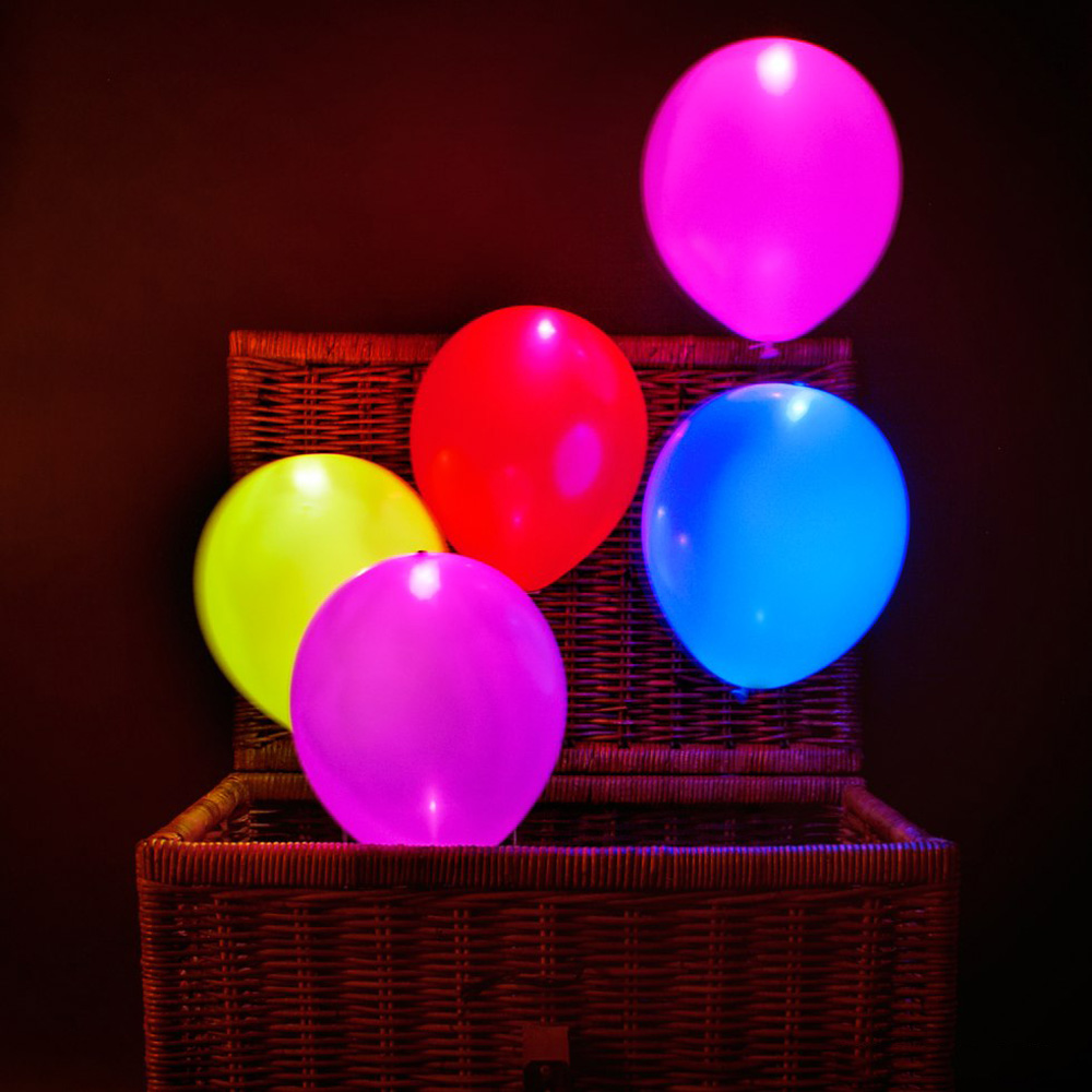 iLLooms - LED Light Up Balloons - The Green Head