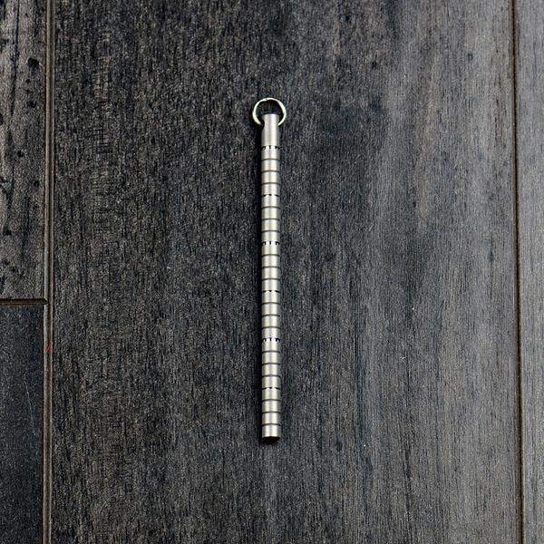 Hot Rod T Shirts >> Inchworm Titanium Ruler - TheGreenHead.com