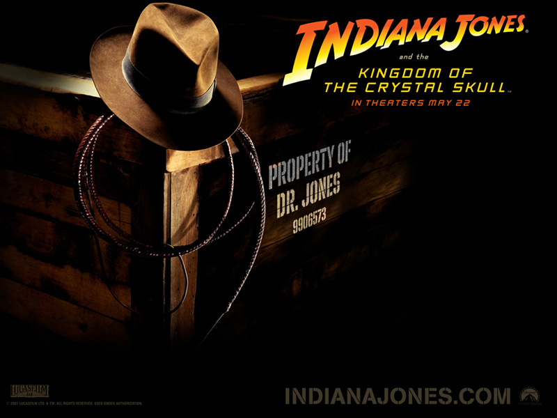 Indiana Jones and the Kingdom