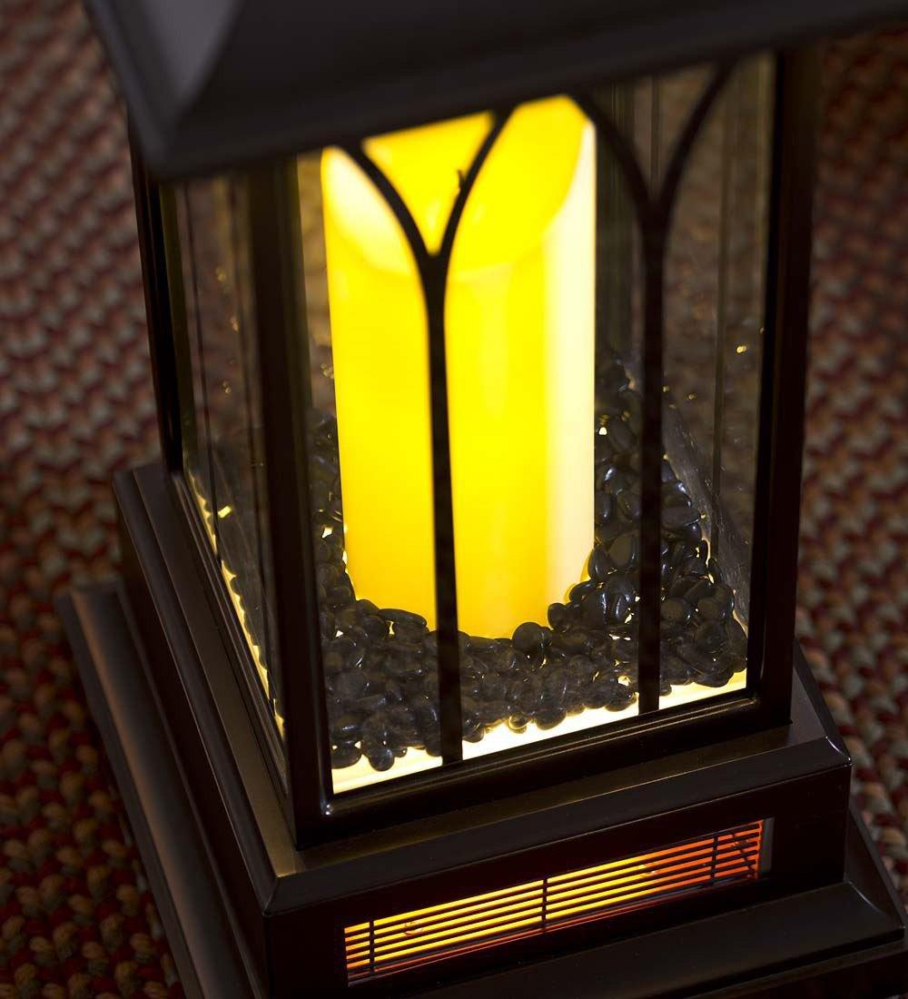 Indoor Infrared Lantern Heater The Green Head