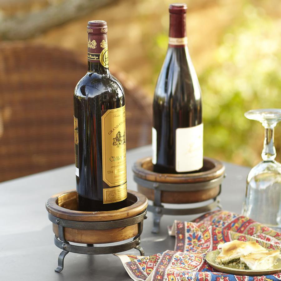Unique Drink Coasters Petri Dish Glass Coasters Set Of 4