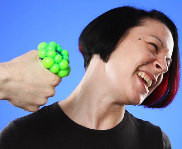 Infectious Disease Stress Balls