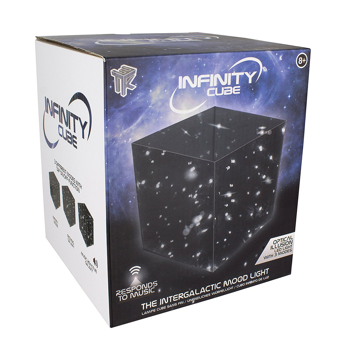 Infinity Cube The Green Head