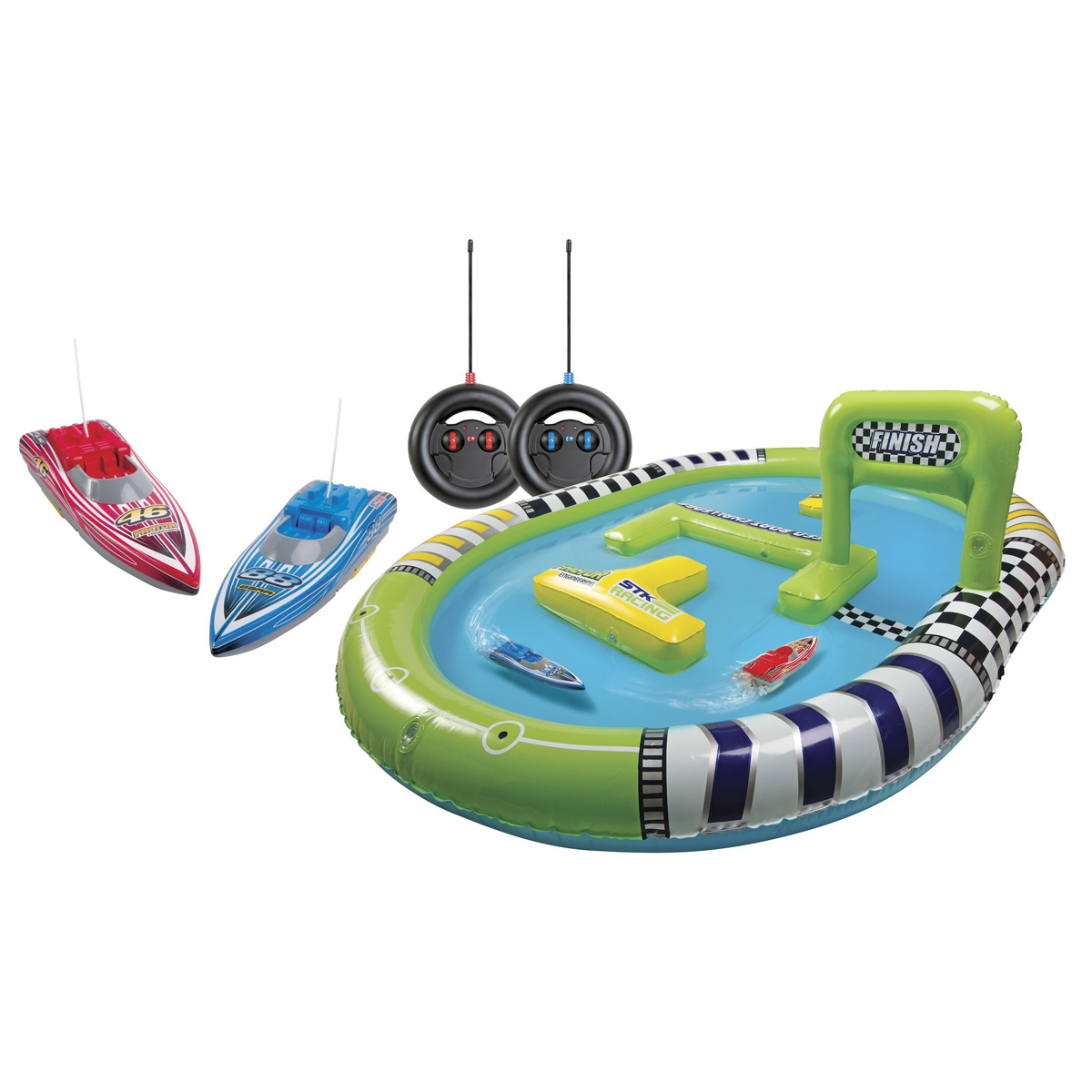 remote control boat for pool with Inflatable Rc Speedboat Water Raceway on 10 Of The Most Expensive Limousines In The World as well 16889034 also BSOD 10 Pack 10W LED Underwater Pond Light 12V Waterproof IP68 White Warm Red Green Blue also Sonesta Nile Goddess Nile Cruises further Story.