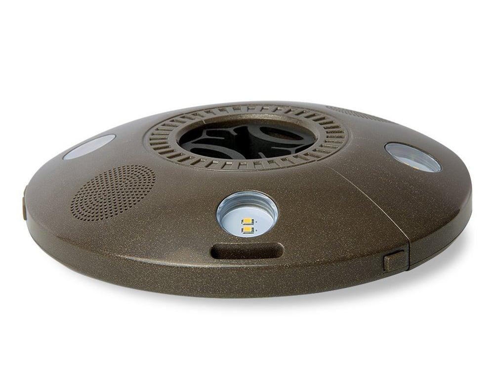 Ion Audio Patio Mate Umbrella Light And Bluetooth Stereo