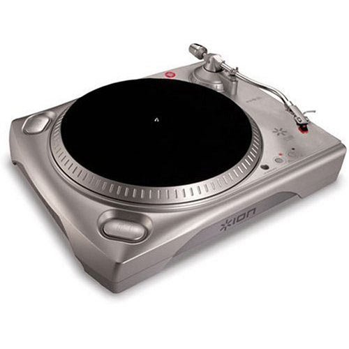 Ion USB Turntable - Converts Your Old Records to CD or MP3