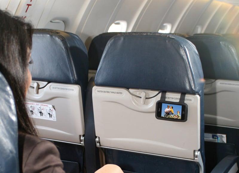 Iphone Seat Buddy