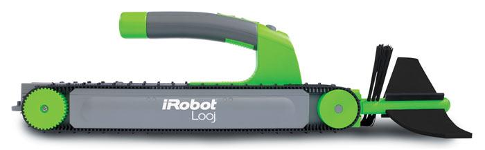 Irobot Looj Gutter Cleaning Robot W Video