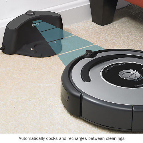 irobot roomba 560 vacuum cleaning robot the green head. Black Bedroom Furniture Sets. Home Design Ideas