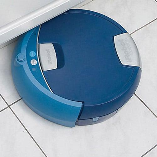 irobot scooba floor washing robot. Black Bedroom Furniture Sets. Home Design Ideas