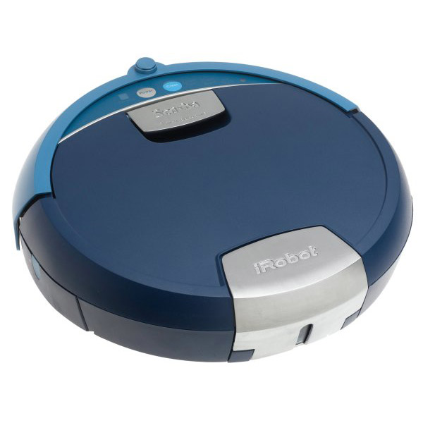 Irobot Scooba Floor Washing Robot The Green Head