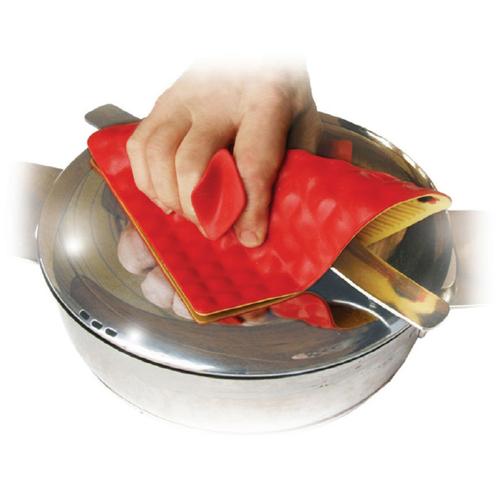 Silicone Pot Holders: Get-it Silicone Pot Holders