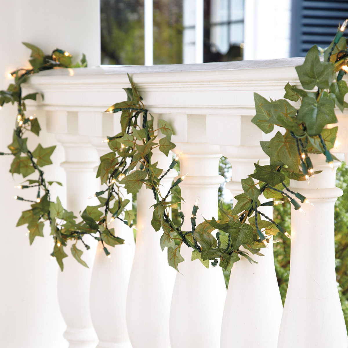 Ivy String Lights - The Green Head