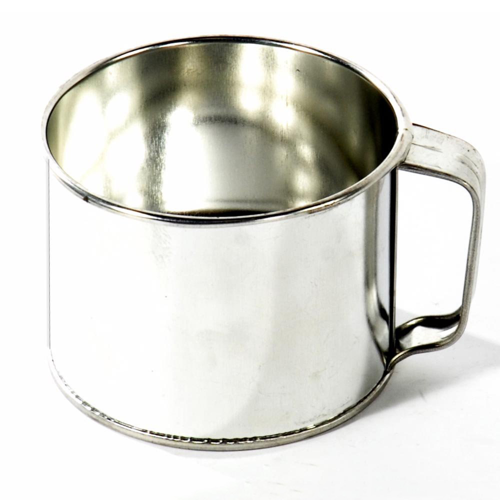 jacob bromwell classic tin cup the green head