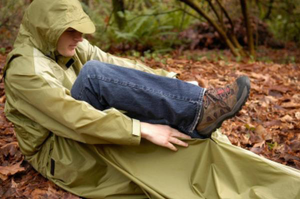 JakPak - Worldu0027s First All-in-One Waterproof Jacket Tent and Sleeping Bag & JakPak - Worldu0027s First All-in-One Waterproof Jacket Tent and ...