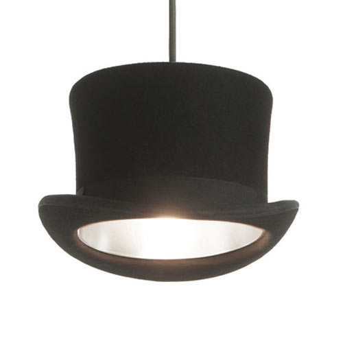 Superb Jeeves And Wooster   Authentic Bowler And Top Hat Pendant Lights