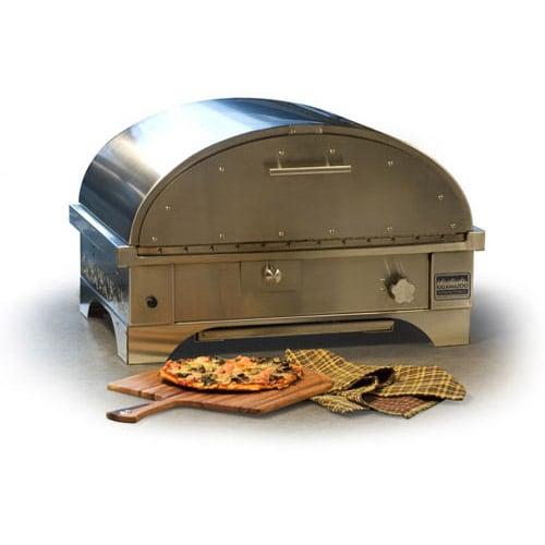 Kalamazoo outdoor artisan pizza oven the green head