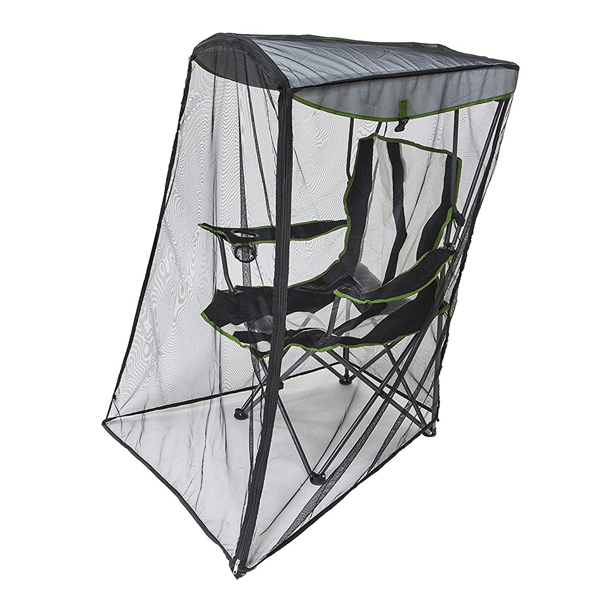 Kelsyus Canopy Chair With Removable Mosquito Bug Net