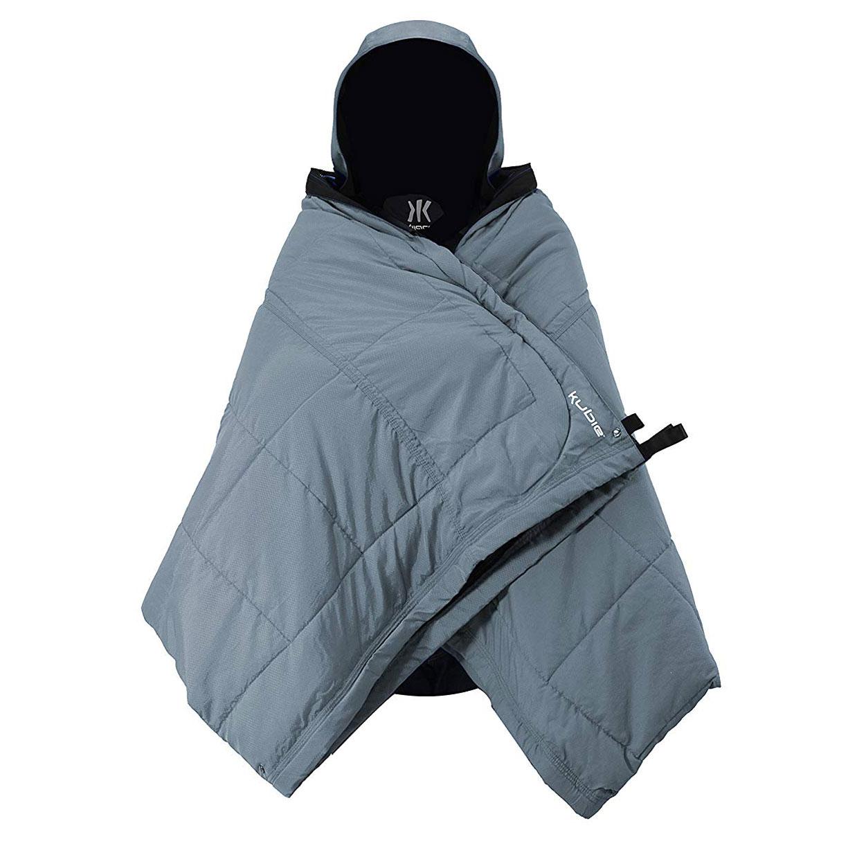 Poncho, Hammock, Blanket, Sleeping Bag
