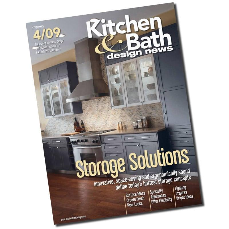 Kitchen & Bath Design News Magazine