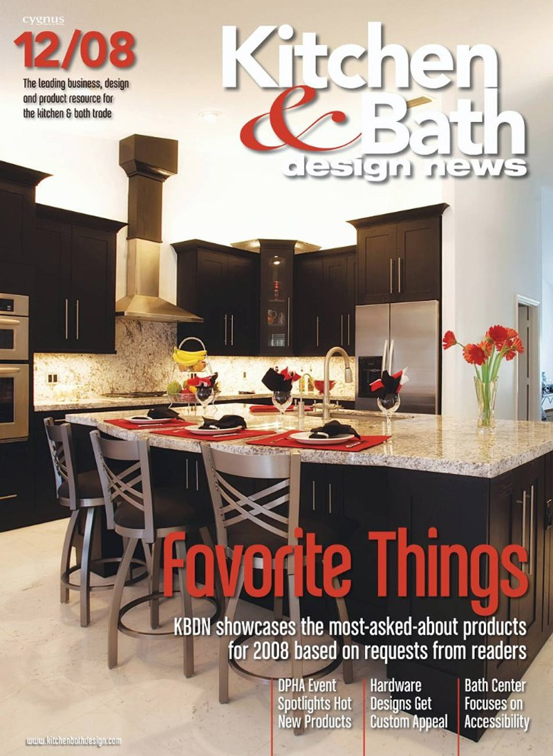 Delicieux FREE   Kitchen U0026 Bath Design News Magazine