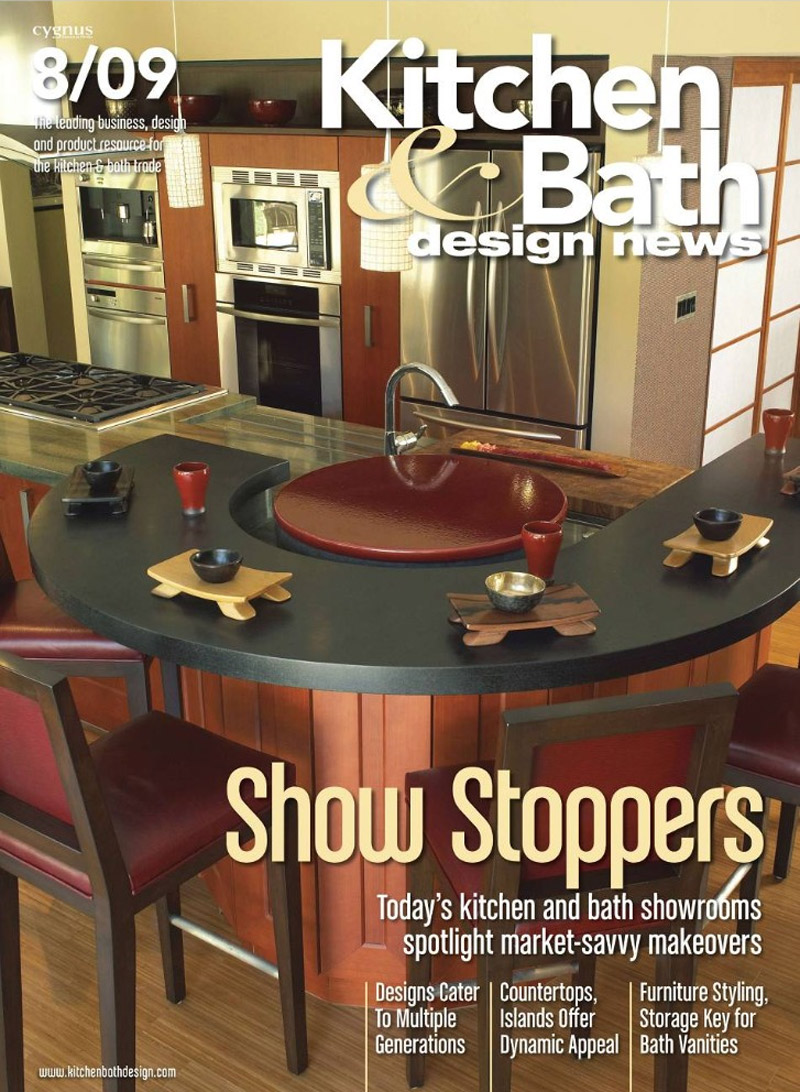 Design Magazine With Kitchen Bath Design News Magazine Also Kitchen
