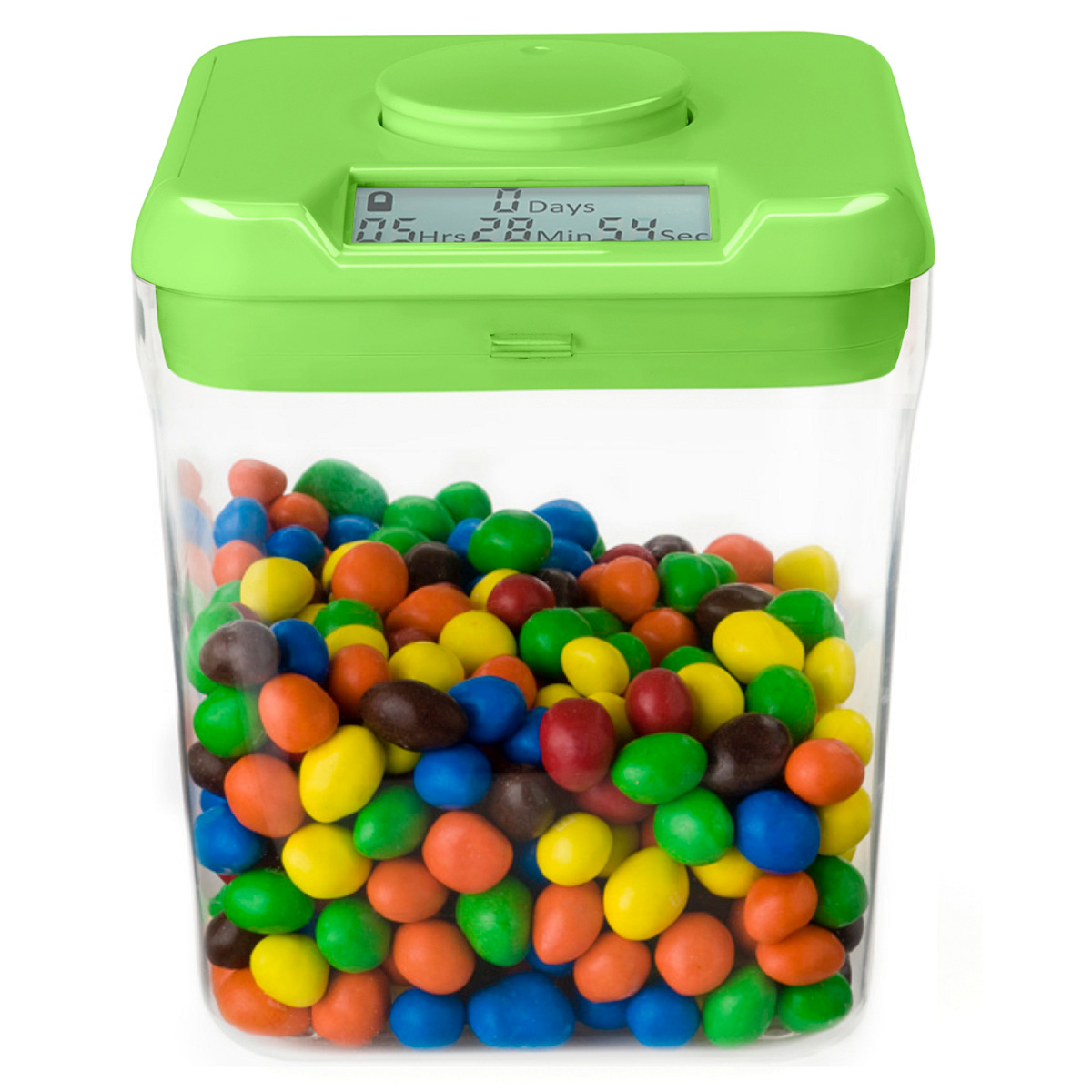 the kitchen safe - time locking container - the green head
