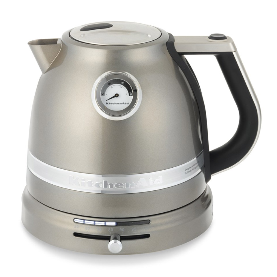 Electric Tea Kettle ~ Kitchenaid pro line electric tea kettle the green head