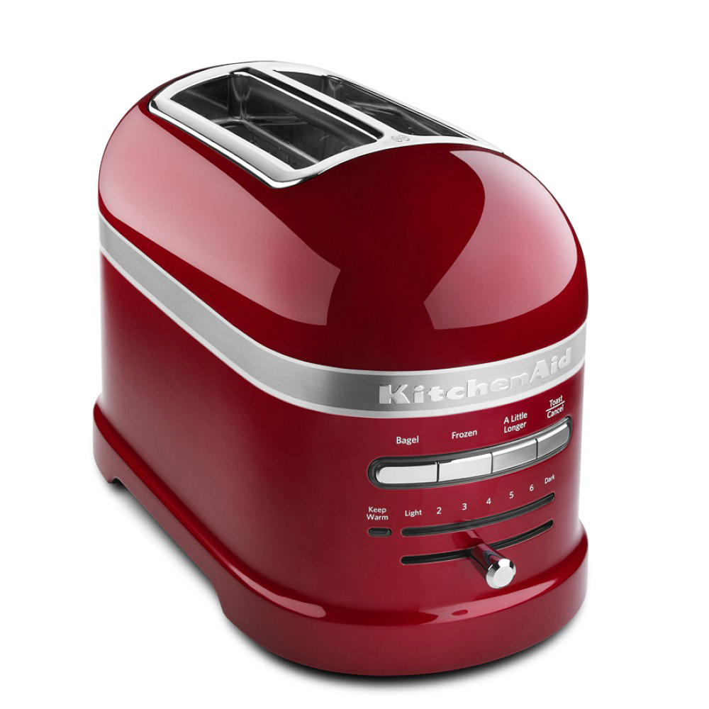 Kitchenaid pro line toasters the green head for Tostapane kitchen aid
