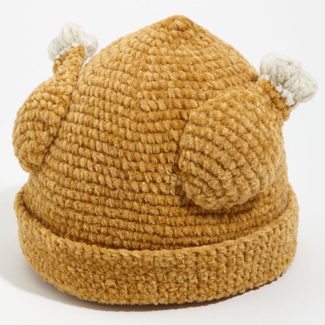 Knit Hat : Knit Turkey Hat - The Green Head