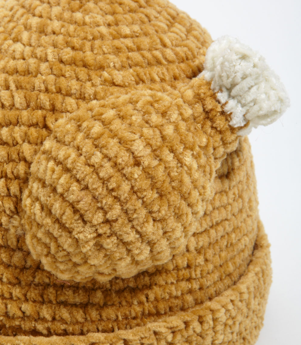 Knit Turkey Hat - The Green Head