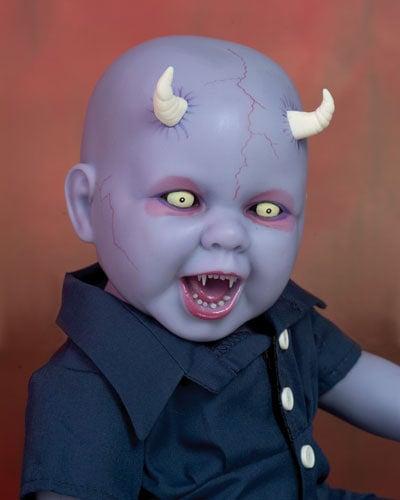 Krypt Kiddies Cuter Than Hell Demon Dolls