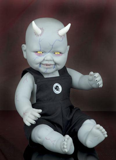 Cuter Than Hell Demon Dolls!