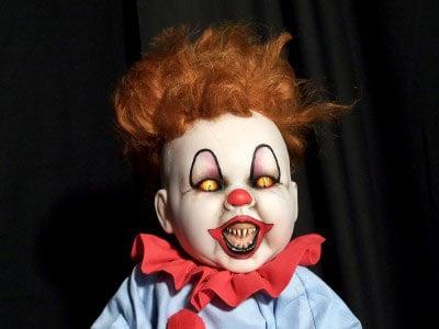 Krypt Kiddies Cuter Than Hell Demon Dolls The Green Head