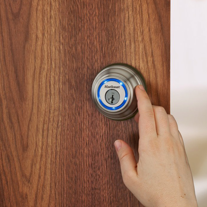 Kwikset Kevo Smart Deadbolt The Green Head