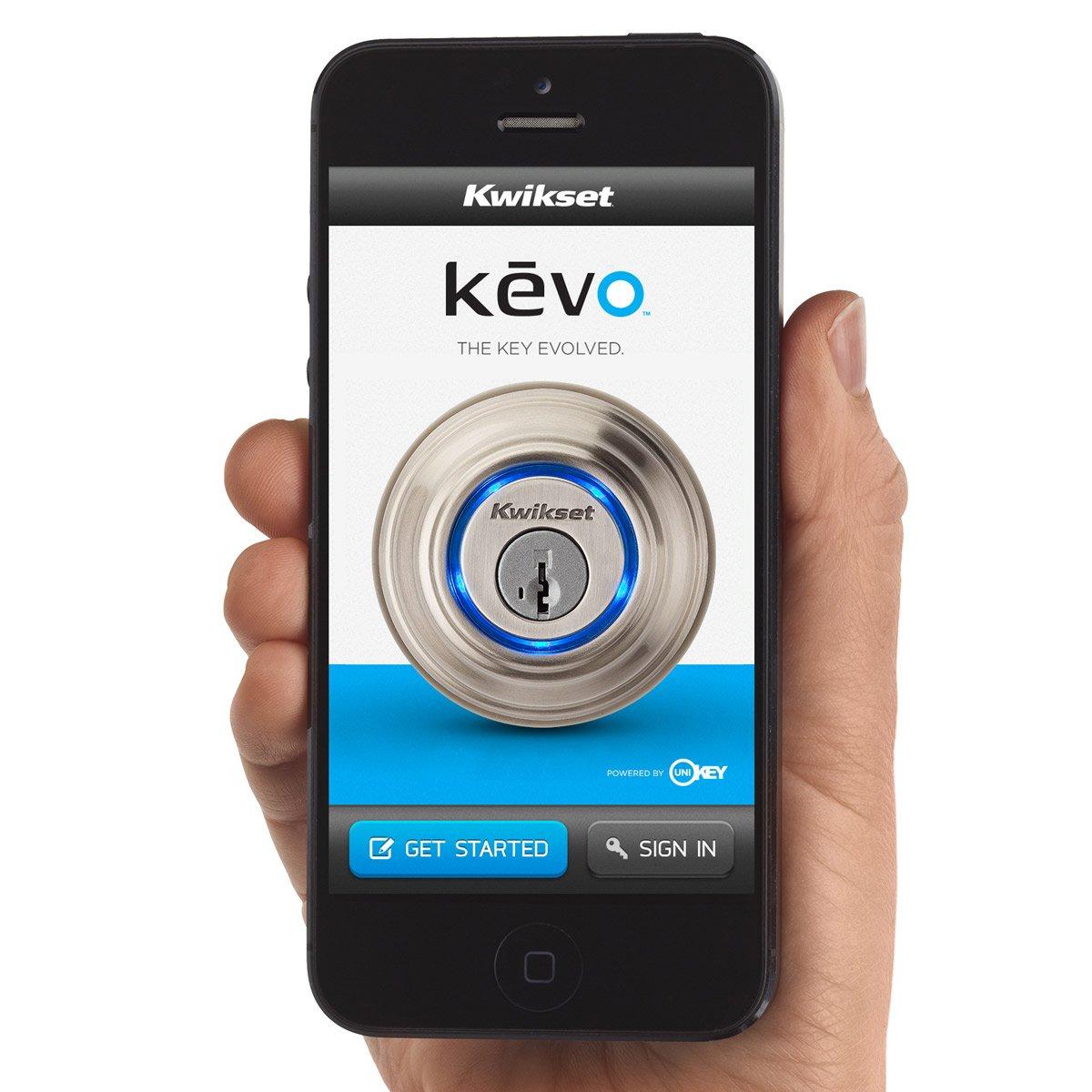 Kwikset Kevo Smart Deadbolt