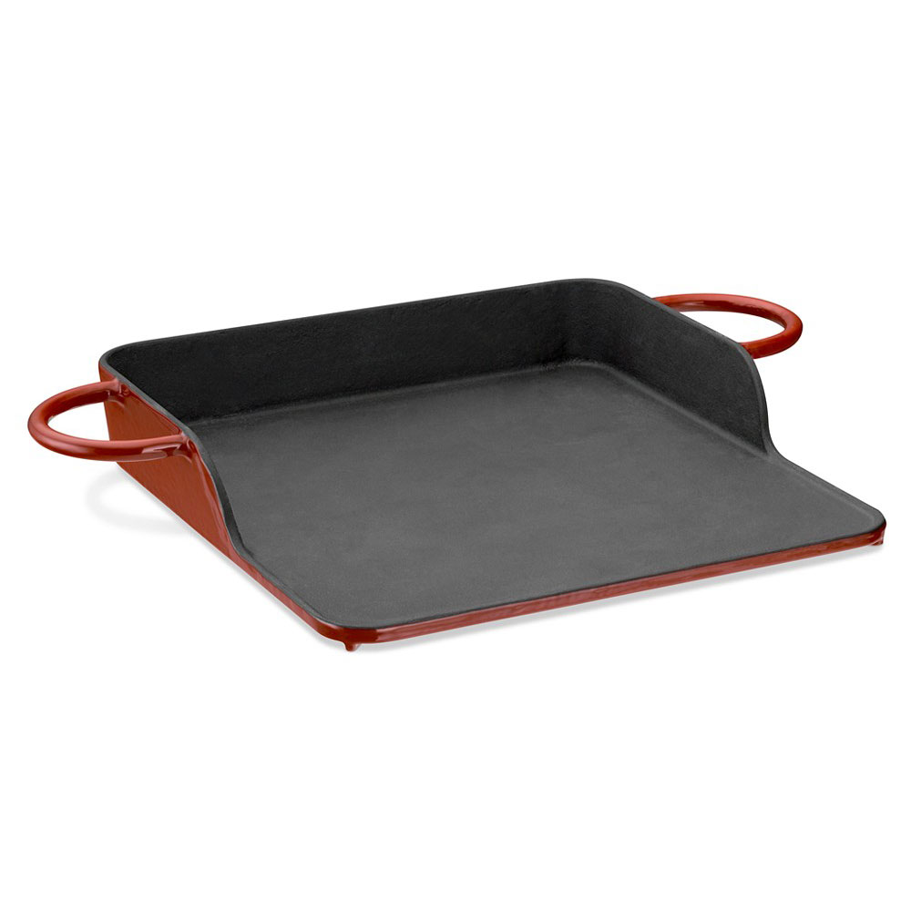 La Plancha Cast Iron Griddle The Green Head