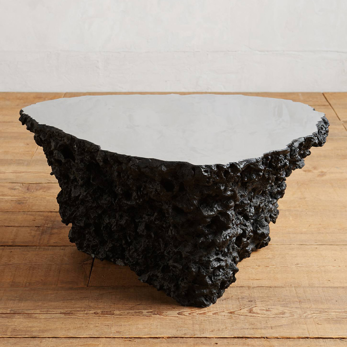 Lava Stone Coffee Table - Lava Stone Coffee Table - The Green Head