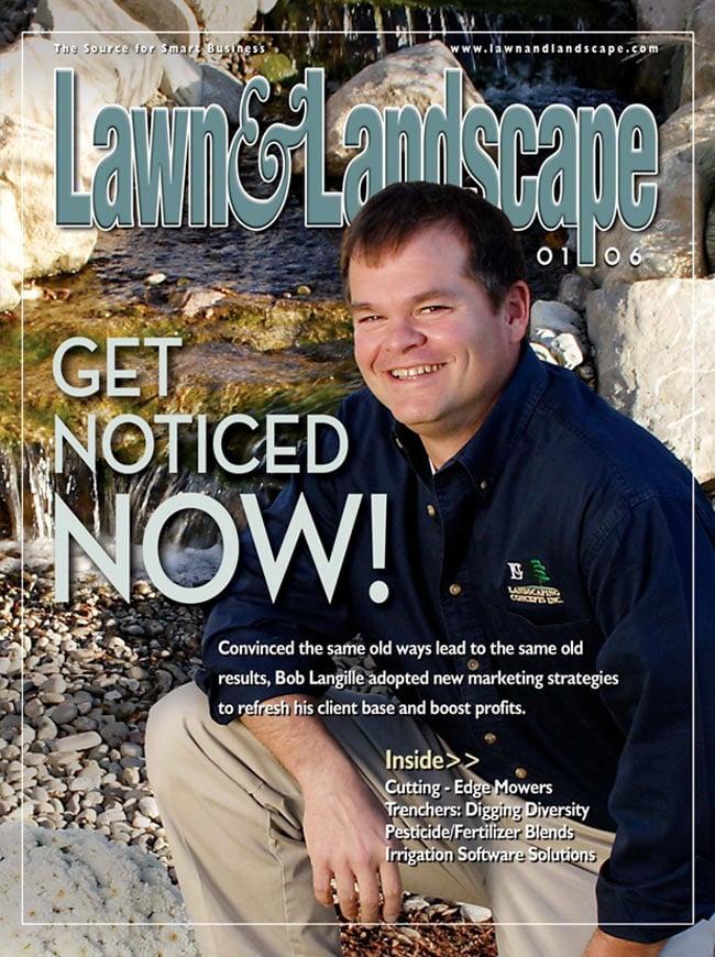 landscaping magazines