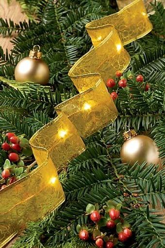 Led Changing Color Christmas Lights