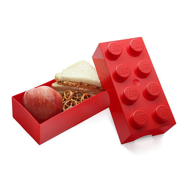 LEGO Brick Lunchbox - The Green Head