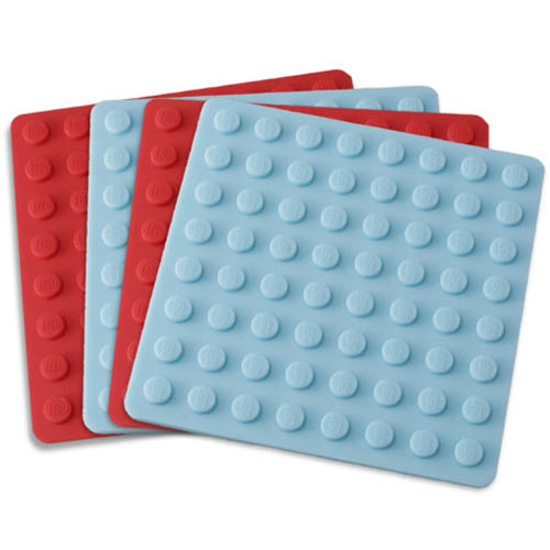 Lego Coaster Set The Green Head