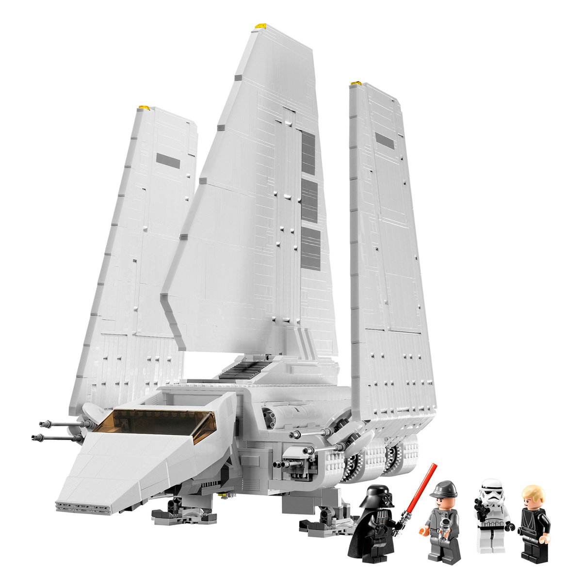 Star Wars Youtoub Imperial Shuttle 42