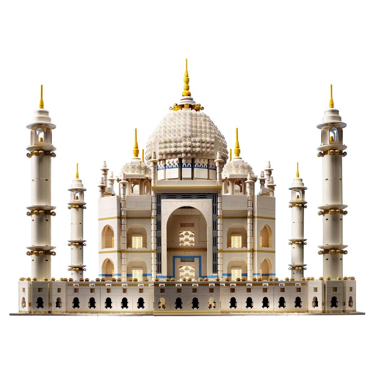 Lego Taj Mahal Over 5 900 Pieces The Green Head