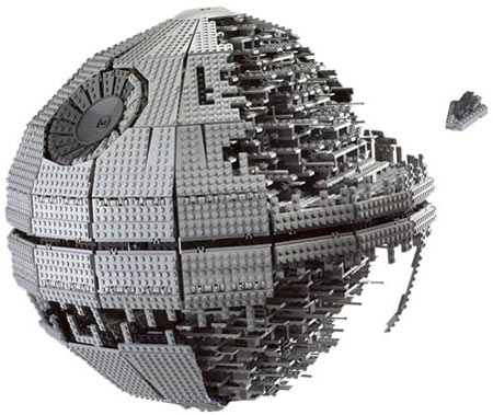 lego star wars 3. LEGO Star Wars Death Star II