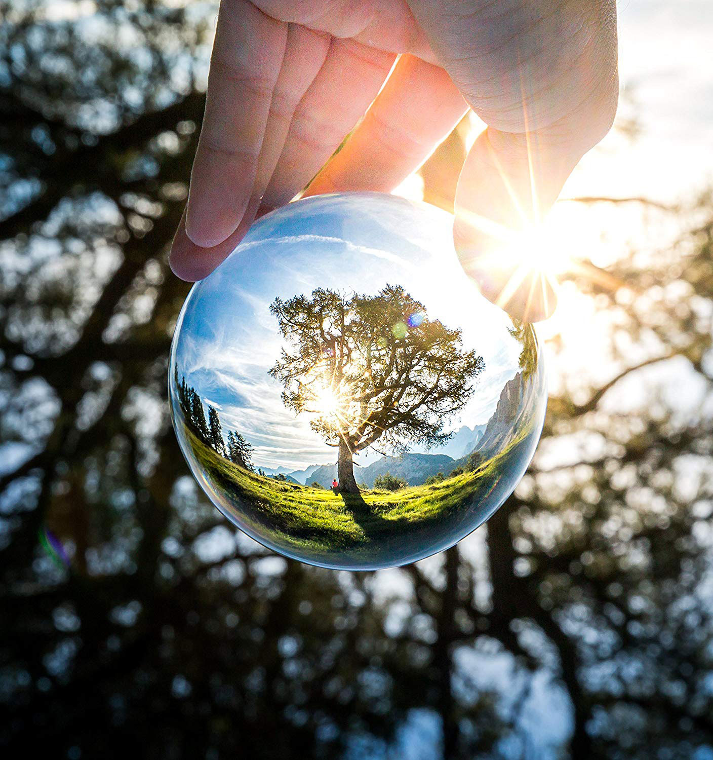 Photography Sphere / Crystal Ball