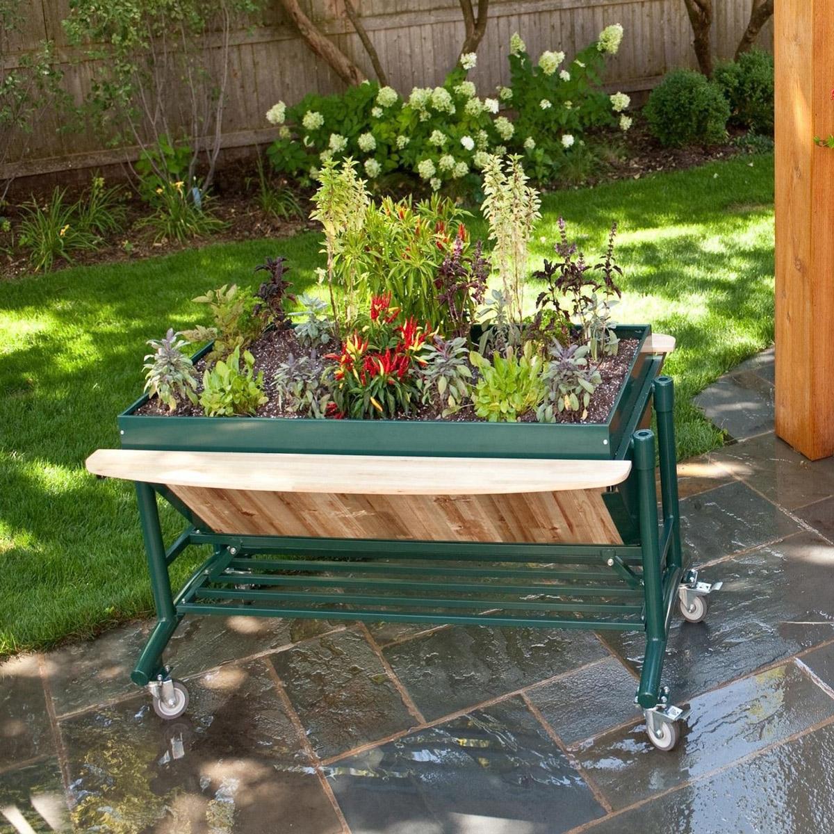 LGarden   Elevated Gardening System