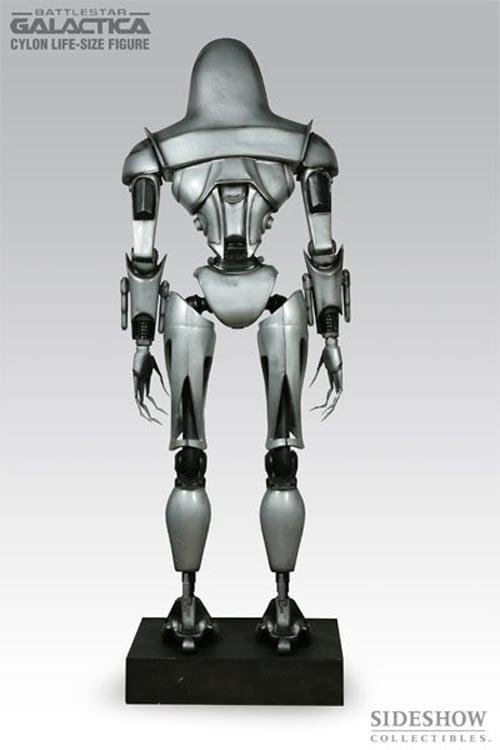 Lifesize Cylon Centurion Robot From Battlestar Galactica