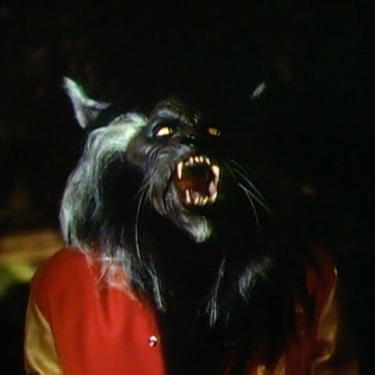 Michael Jackson Thriller Werewolf Mask Advertisement